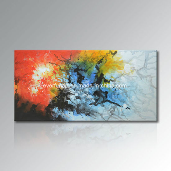Reasonable Price Modern Abstract Canvas Oil Painting Home Decoration Wall Art Xd1 007