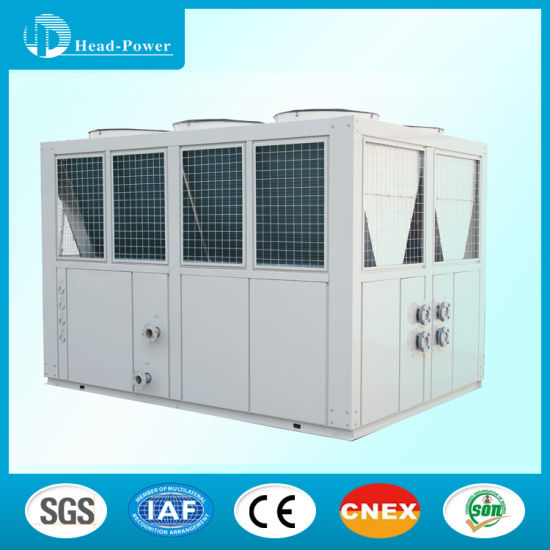 30HP Hybrid Chiller Scroll Air Cooled Type
