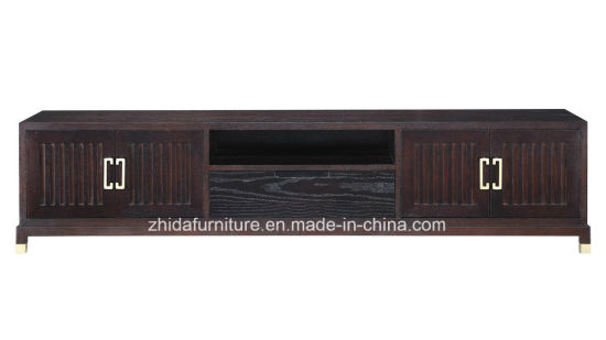 Oriental Antique Furniture Hand Painted Lacquer TV Stand pictures & photos
