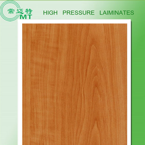 China High Pressure Laminate Red Cherry Timber2038 China High
