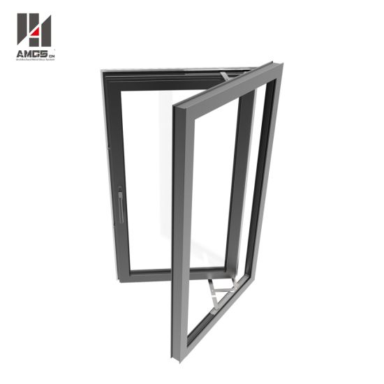 Customized Aluminium Casement Window with Double Glazing pictures & photos