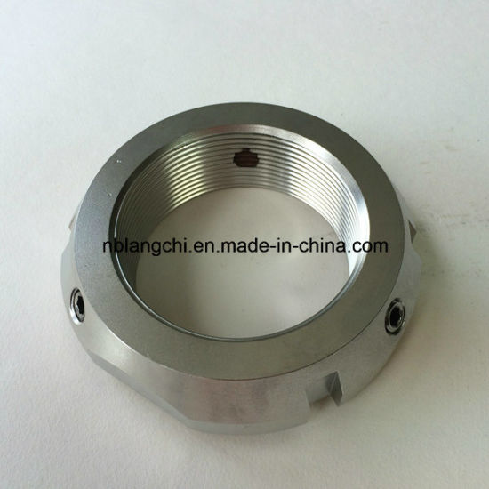 Stainless Steel Ss 303 Fasten Locking Screw Nuts pictures & photos