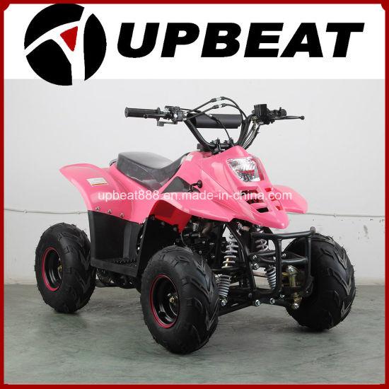 Pink ATV 110cc Kids Quad Bike