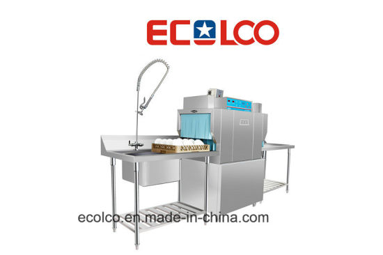 Eco-M90 Conveyor Dishwasher pictures & photos