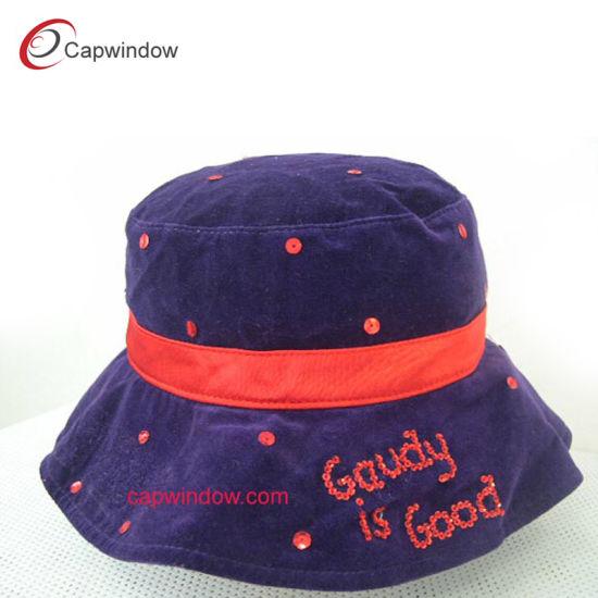 China Popular Fashion Ladies Hat Women Bucket Hats (CW-0506) - China ... ac36a4e854a