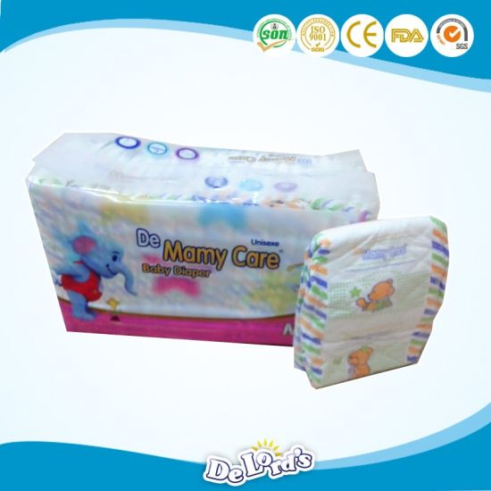 2017 Good Baby Diaper with Magic Tape pictures & photos