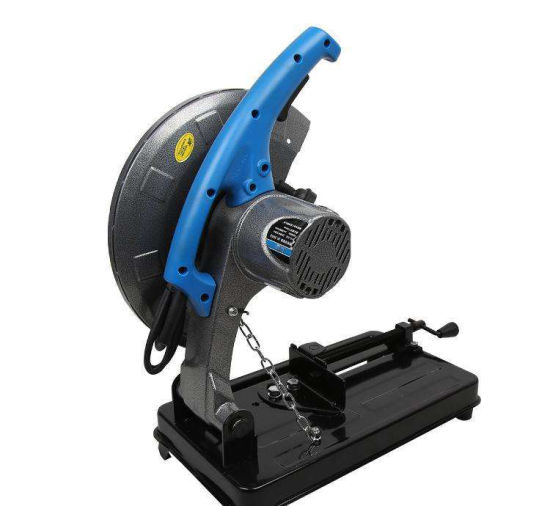 "355mm 2300W Industrial Metal/Steel Cutting Machine Cut off Saw Electric 14"" Dry Cutter"