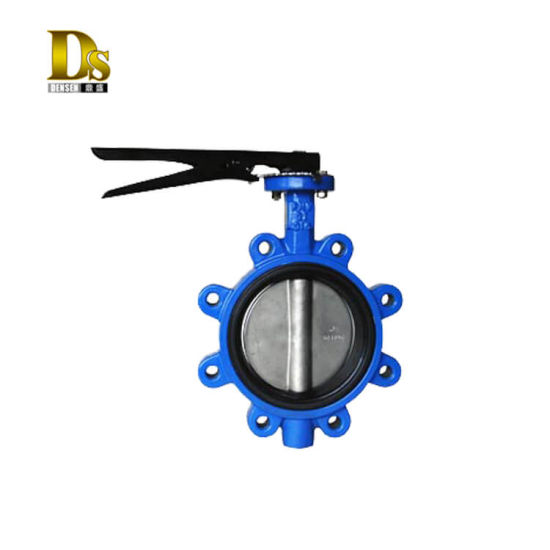 OEM Casting Steel Valve Plate for Butterfly Valve or Hydraulic Valve