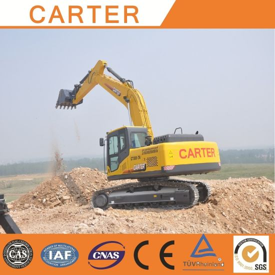 CT220-8c (22T) Multifunction Heavy Duty Crawler Backhoe Excavators pictures & photos