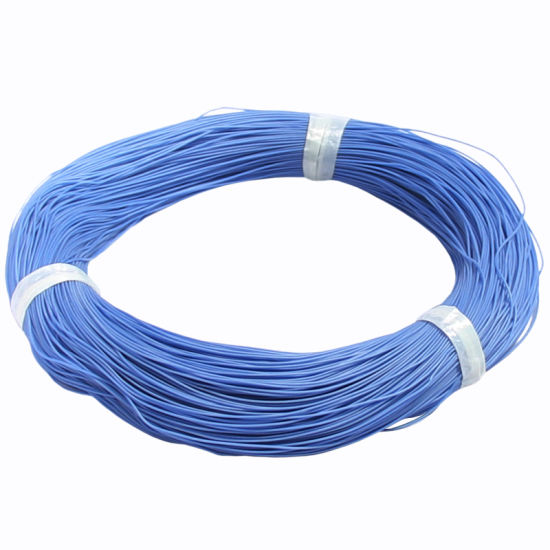 Silicone Insulated Cable 28AWG with UL3132 pictures & photos