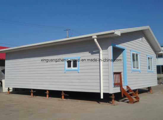 Steel Structure Prefabricated Living House pictures & photos