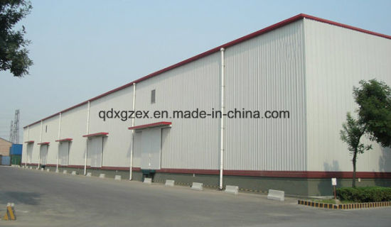 Metal Frame Steel Structure Logistics Warehouse