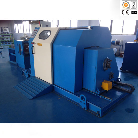 PLC Auto-Controlled Contilever Single Twisting Stranding Winding Machine
