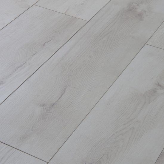 European Oak E0 Ac4 Hdf Vinyl Maple, Whitewash Laminate Flooring
