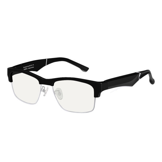 K2 Fashion Smart Glasses Anti-Blue Light Bluetooth Handsfree Call Microphone Eyewear