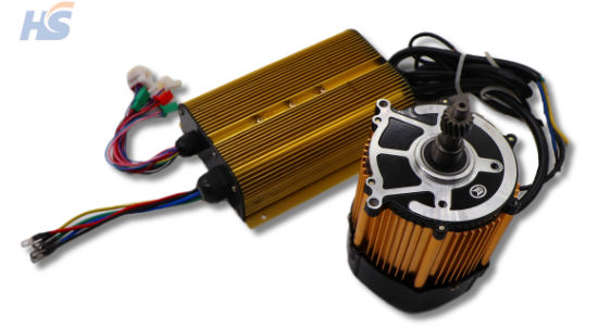 Electric Tricycle Motors --From 650W to 4.5 Kw