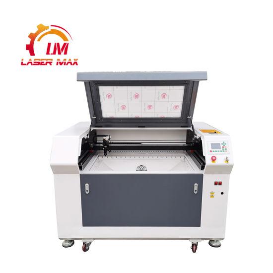 High Quality CO2 Laser Engraver 6090 9060 Wood Laser Cutting Machine 80W 100W