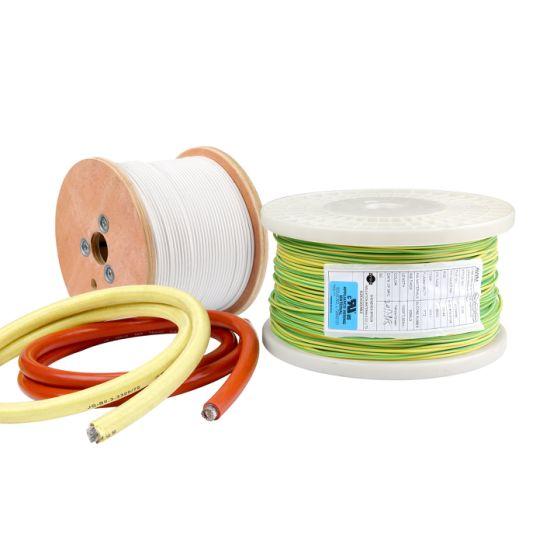 Mysun VDE H05s-K 750V 180c Silicone Rubber Wire for Electric