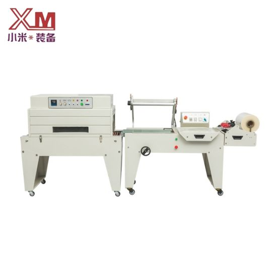 Full Automatic Heat Sealing Shrink Packaging Machine for Fresh Vegetable Fruit