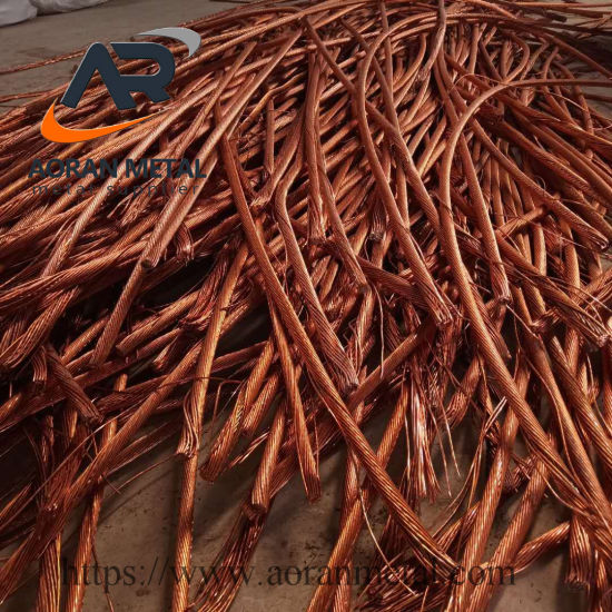 High Quality and Lower Price Copper Wire Scrap