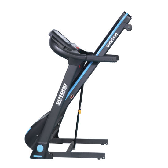 Top Brand Home Sports Foldable Treadmill with Wide Running Platform