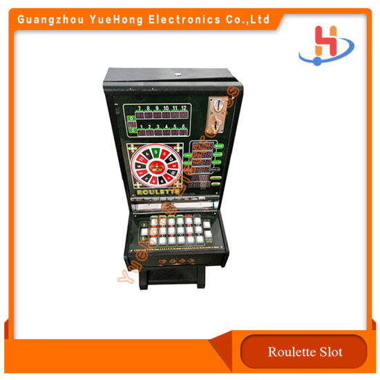 2019 Most Selling Lucky Numbers Roulette Coin Pusher Machine for Sale