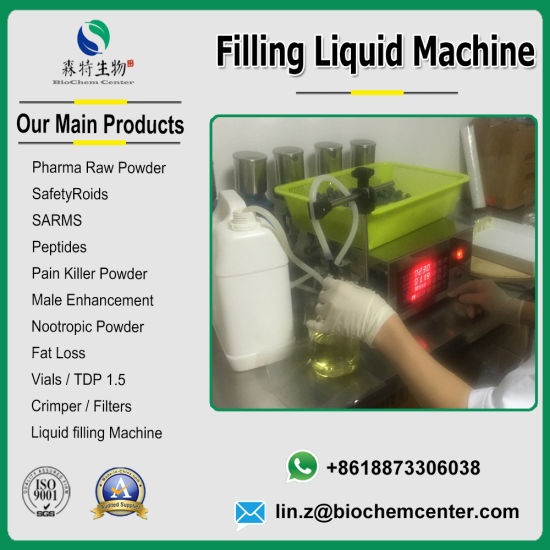 China Homebrew Filling Liquid Machine for 3ml 5ml 10ml 20ml