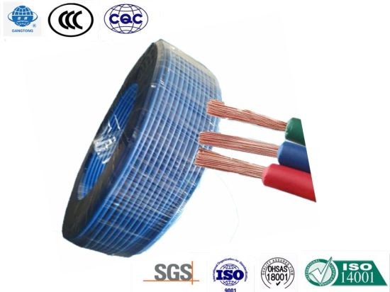 BV Cu Core PVC Insulated Cable (wire) pictures & photos
