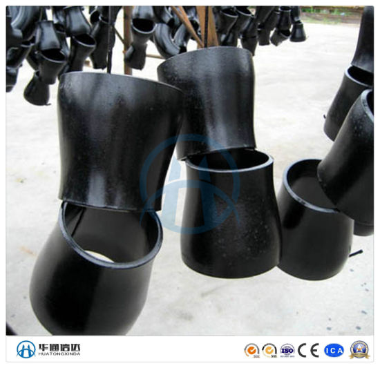 Carbon Steel Stainless Steel Welded Concentric Reducer Pipe Fittings pictures & photos