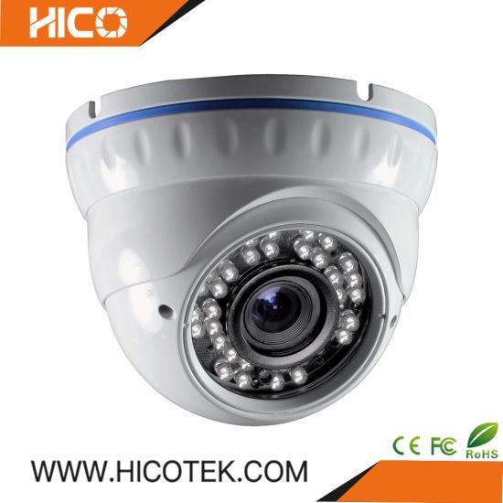 HD TVI 5 Mega Pixel CCTV Night Vision IR dome Eyeball Camera 2.8-12mm HD-TVI 5MP