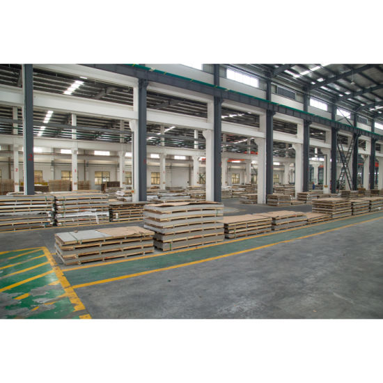 1.4301 201 304 316 316L 310S 430 409 2205 321 410 420 904L Stainless Steel Sheet with Factory Price and 2b Ba No. 4 Hl Checked Anti-Slip Tread Surface