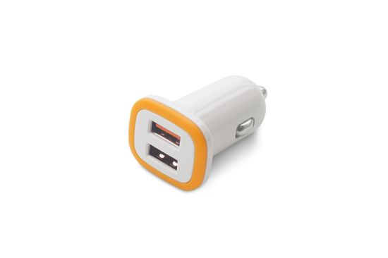Dual USB Car Charger/Car Power Supply/Car Adapter pictures & photos