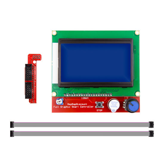 12864 LCD Smart Display Controller for Reprap Ramps 1 4 3D