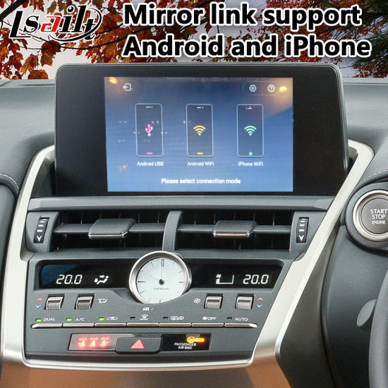 China Android 7 1 Car GPS Navigation System for 2017-2019