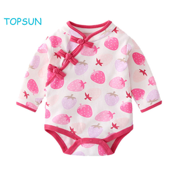 US Newborn Infant Baby Girl Clothes Knitted Romper Jumpsuit Bib Pants 1Pc Outfit