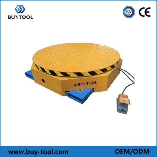 Packing Machine Electric Rotary Platform