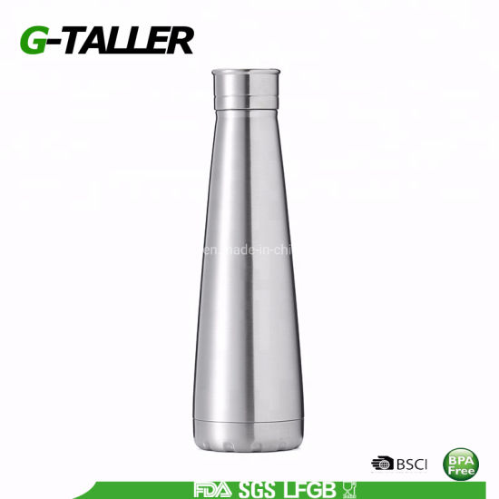 Custom Print Insulated Sports Stainless Steel Water Bottle