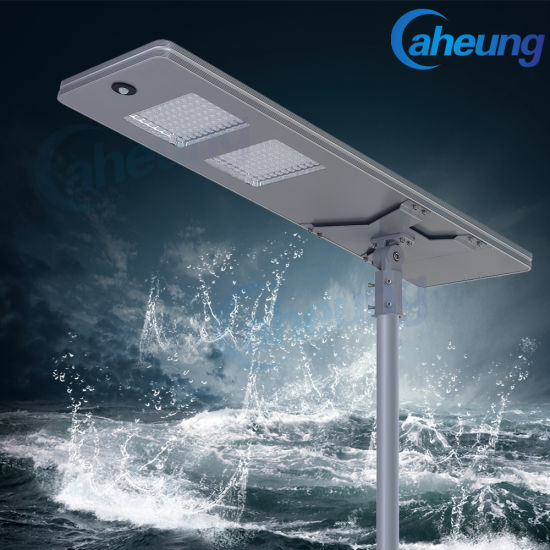 Integrated/All-in-One Outdoor Solar LED Garden Street Motion Sensor Light