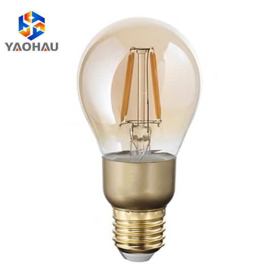 Hot Sale St64 4W 6W Dimmable LED Edison Filament Bulb pictures & photos