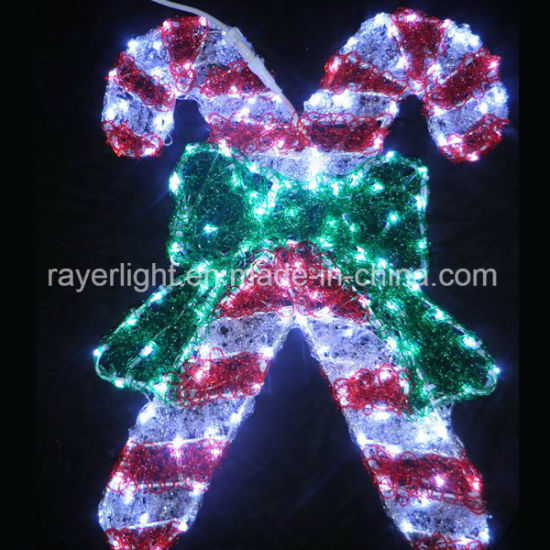 LED Candy Cane Lighting Christmas USA Party Decoration pictures & photos