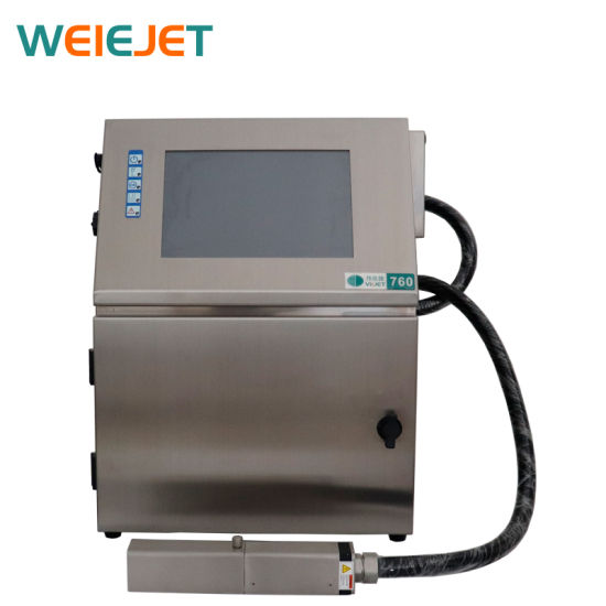 Cij Touch Screen Inkjet Printer for Food/Medical Product Day Printing/Beverage
