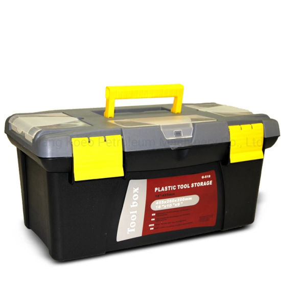 Portable Turbine Pump Tool Box with Nozzle