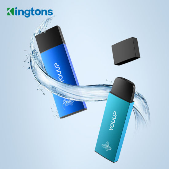 New Arrival Mini Disposable Electronic Cigarette Youup 117 E-Liquid Juice