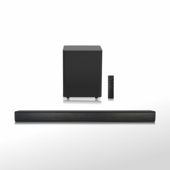100W Powersound Bar with Subwoofer 2.1CH to Match with LED TV with Blue Tooth, HDMI (ARC) , Aux, USB