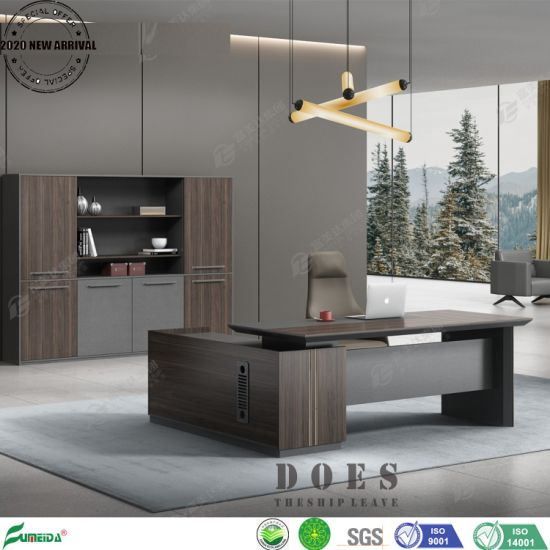 Modern Office Furniture Wooden Executive Computer Desk Office Table