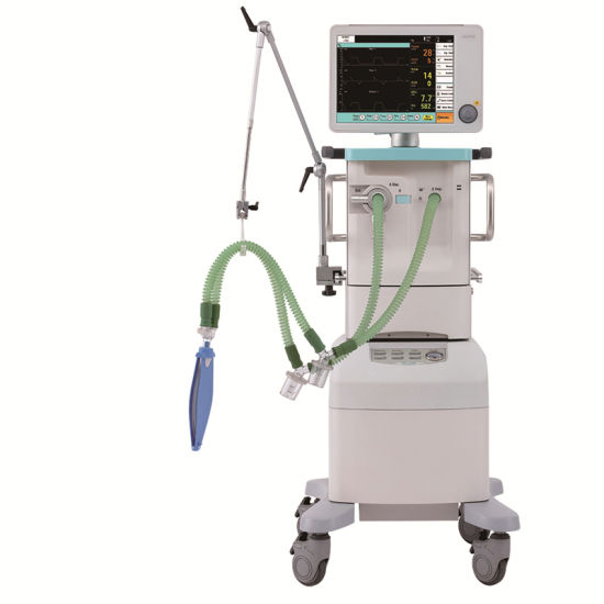ICU Ventilator Non-Invasive Ventilator Yh-730