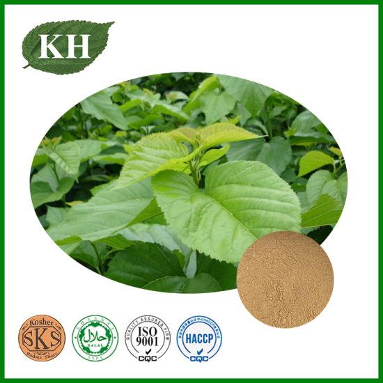 Mulberry Leaf Extract 1-Deoxynojirimycin (DNJ) 1% to 30% by HPLC
