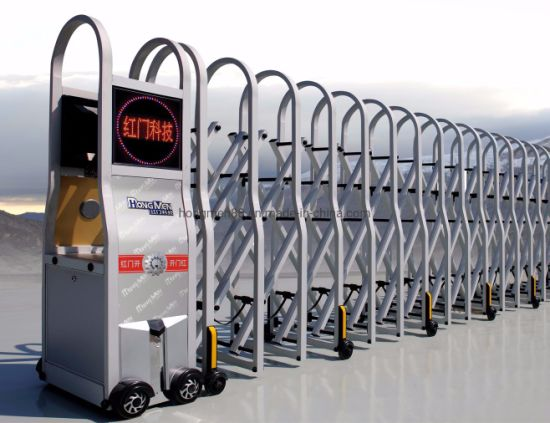 Electric Retractable Gate @ Expandable Gate
