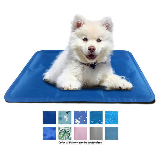 Wholesale Foldable Easy to Clean Ice Pet Cooling Mat Pad