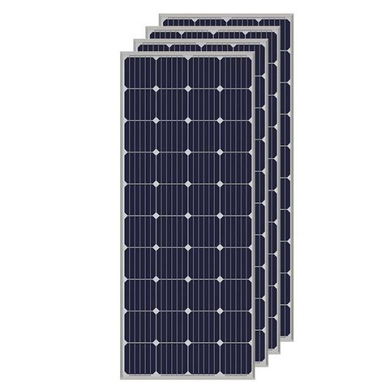 165W. 170W. 175W. 180W Mono Solar Panel 12V for Home Power System